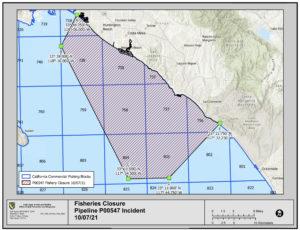 Fisheries Closure Updated 10-7-2021