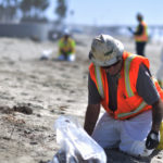 UPDATE 14: The Unified Command continues its response Wednesday to the coastal oil spill in Orange and San Diego Counties
